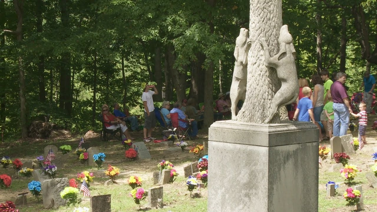 Coon Dog Cemetery Alabama Legacy Moments